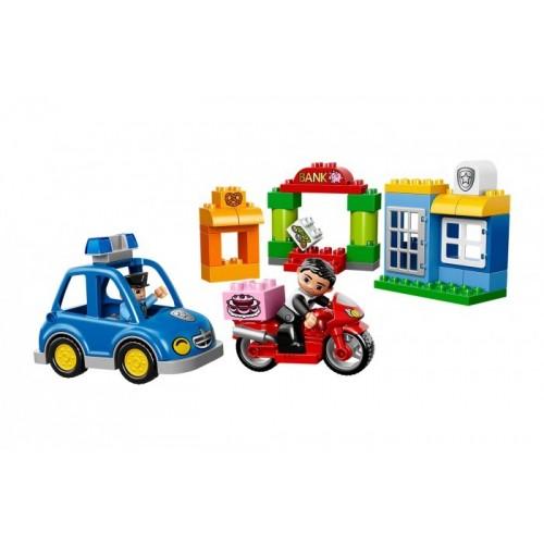 Погоня за воришкой Lego 10532