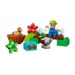 Уточки в лесу Lego (Лего)