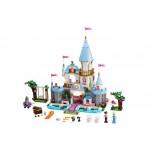 Золушка в Королевском Замке Lego (Лего)