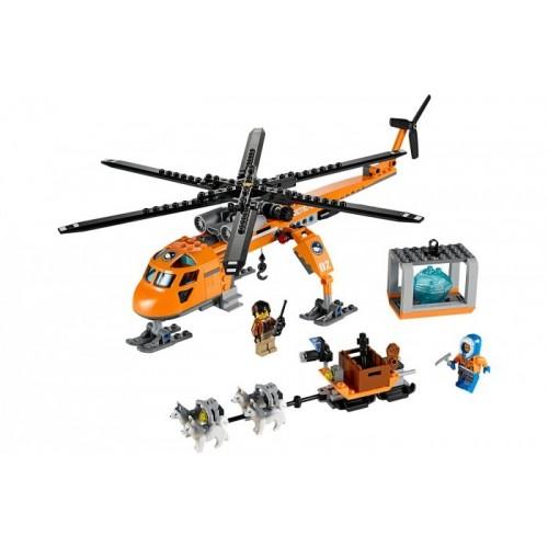 Арктический вертолет Lego 60034