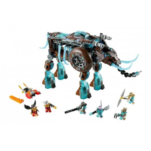 Ледяной мамонт-штурмовик Маулы Lego (Лего)
