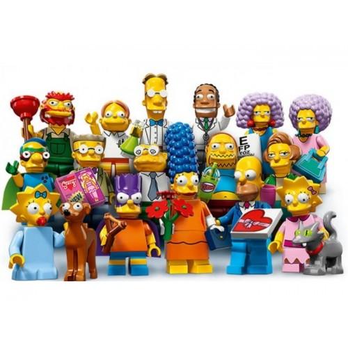 Минифигурки LEGO Симпсоны 2 выпуск Lego (Лего)