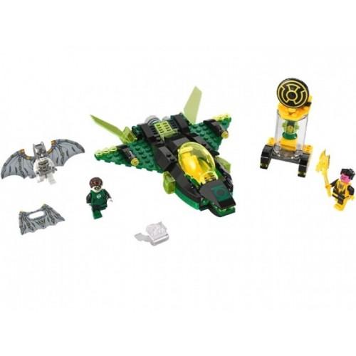 Зеленый Фонарь против Синестро Lego 76025