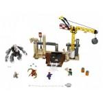 Носорог и Песочный человек против Супергероев Lego (Лего)