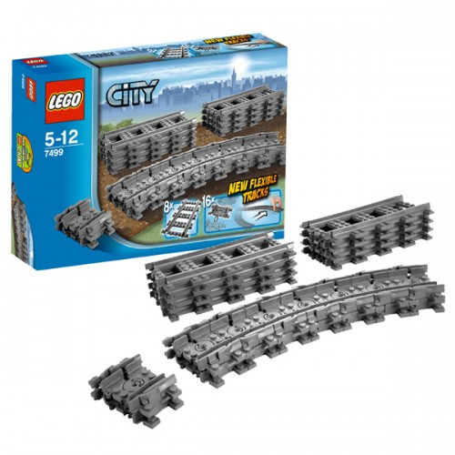 Лего Город Гибкие пути Lego (Лего)