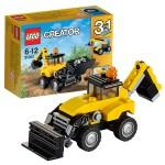 Лего Криэйтор Строительная техника Lego (Лего)
