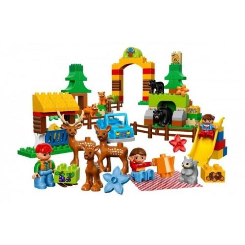 Лесной заповедник Lego (Лего) 10584