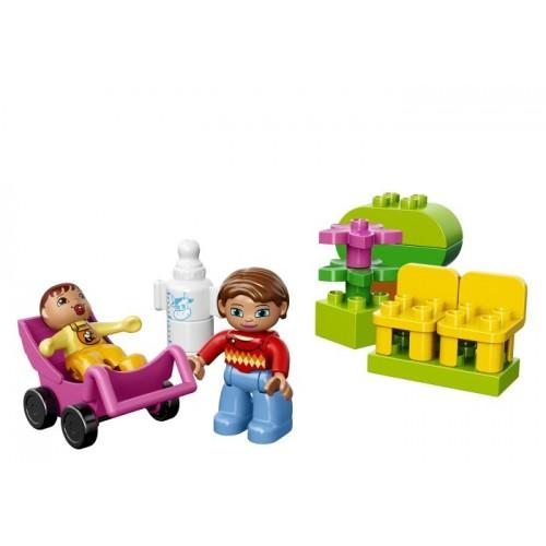 Мама и малыш Lego 10585