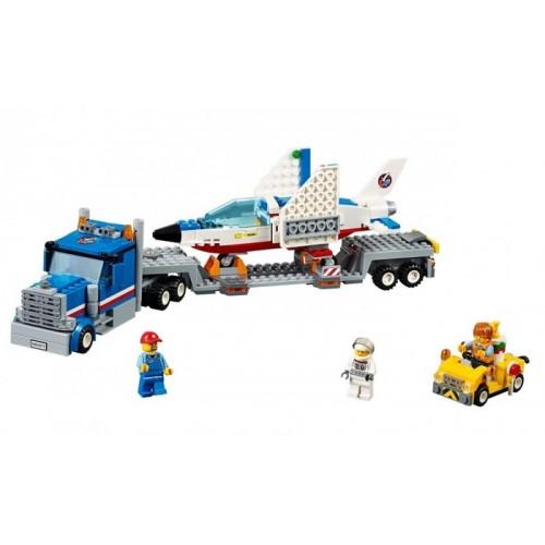 Транспортировщик учебных самолетов Lego 60079