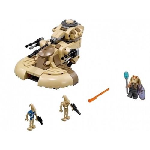 Бронированный штурмовой танк AAT Lego 75080