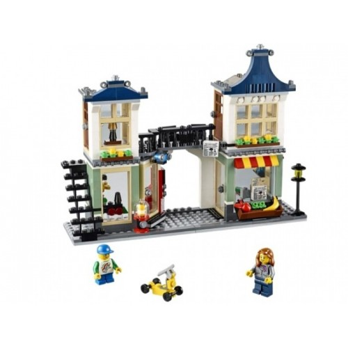Магазин игрушек и продуктов Lego 31036