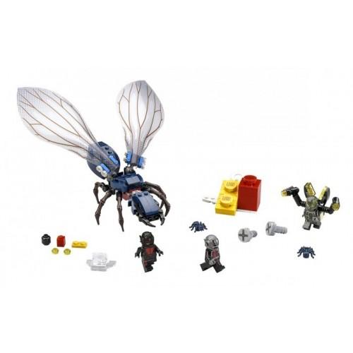 Решающая битва Человека-муравья Lego 76039