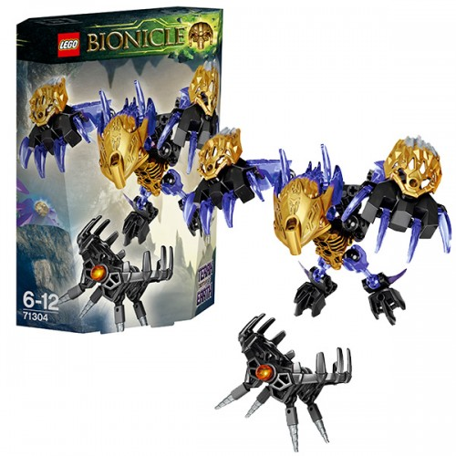 Лего Биониклы Терак, Тотемное животное Земли Lego (Лего)