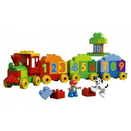 Считай и играй Lego 10558