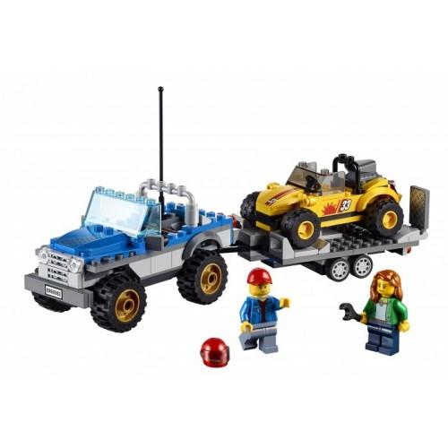 Перевозчик Песчаного Багги Lego 60082