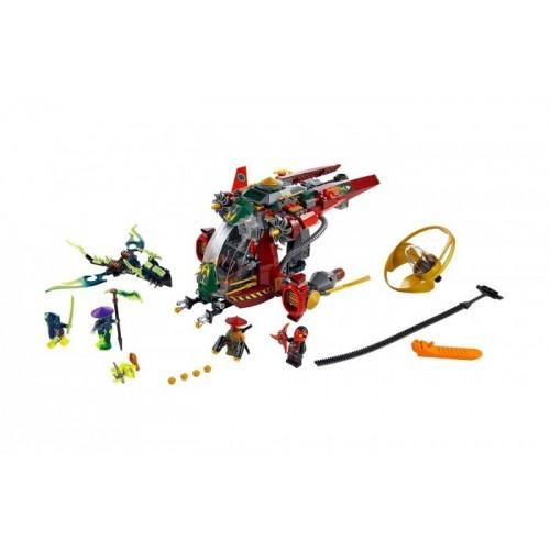 Корабль R.E.X. Ронина Lego 70735