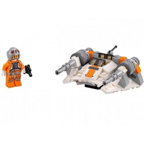 Снеговой спидер Lego (Лего) 75074