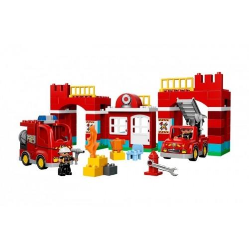 Пожарная станция Lego 10593