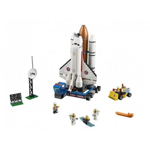 Космодром Lego (Лего)