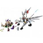 Титановый дракон Lego (Лего)