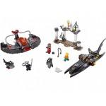 Глубоководная атака Черного Манта Lego (Лего)