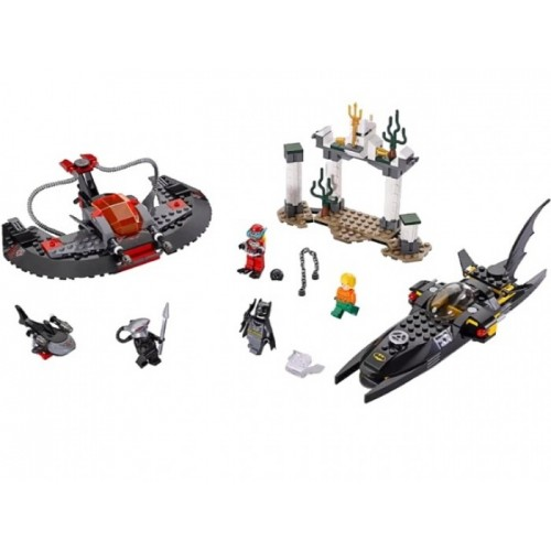 Глубоководная атака Черного Манта Lego 76027