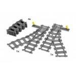 Стрелки для поезда Lego (Лего)
