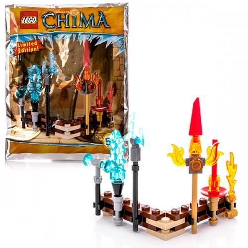 Лего Легенды Чимы Набор оружия Lego (Лего)