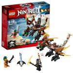 Лего Ниндзяго Дракон Коула Lego (Лего)