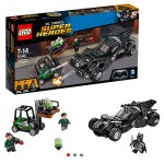 Лего Супер Герои Перехват криптонита Lego (Лего)
