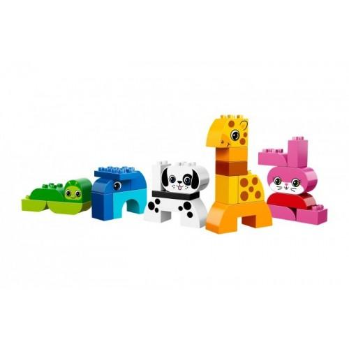Веселые зверушки Lego 10573