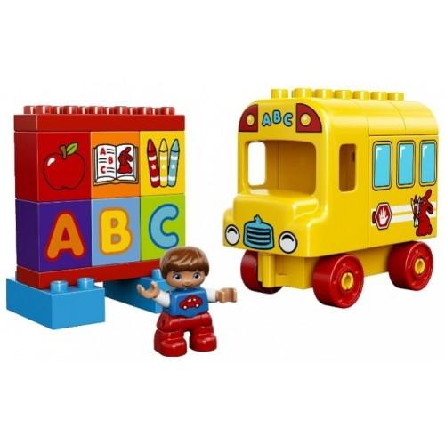 Мой первый автобус Lego 10603