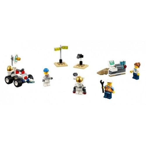 """Набор для начинающих """"Космос"""" Lego 60077"""