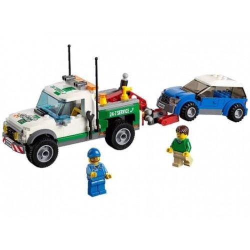 Буксировщик автомобилей Lego 60081