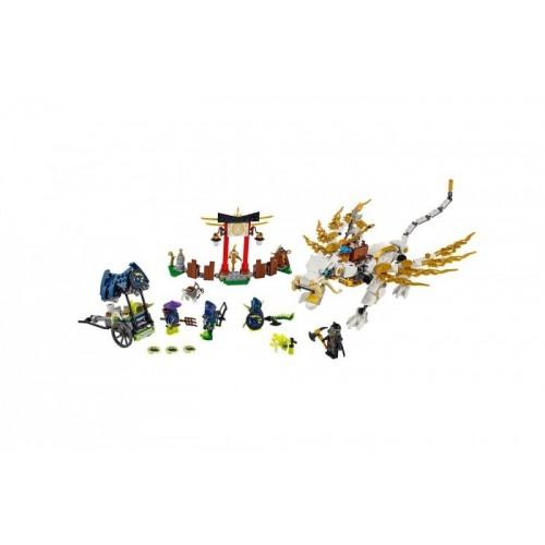 Дракон Сэнсэя Ву Lego (Лего) 70734