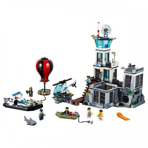 Лего Город Остров-тюрьма Lego (Лего)
