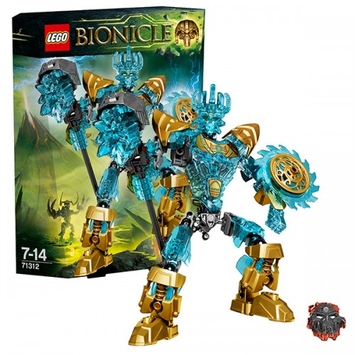 Биониклы Экиму, Создатель Масок  Lego (Лего)