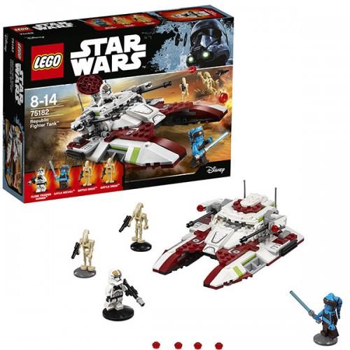 Боевой танк Республики Lego (Лего)