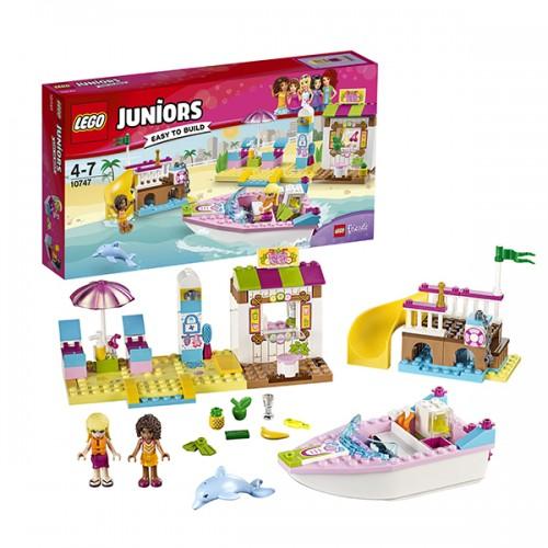 Джуниорс День на пляже с Андреа и Стефани Lego Лего