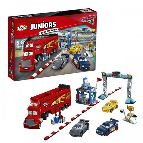 Джуниорс Финальная гонка Флорида 500 Lego Лего