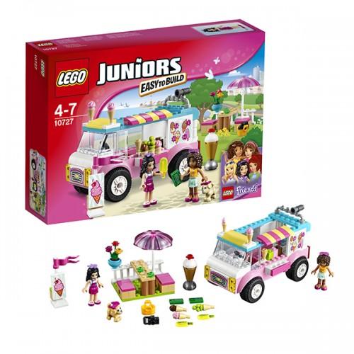 Джуниорс Грузовик с мороженым Эммы  Lego (Лего)