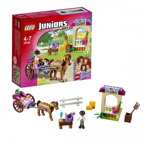 Джуниорс Карета Стефани  Lego (Лего)