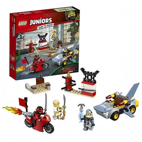 Джуниорс Ниндзяго: Нападение акулы Lego Лего