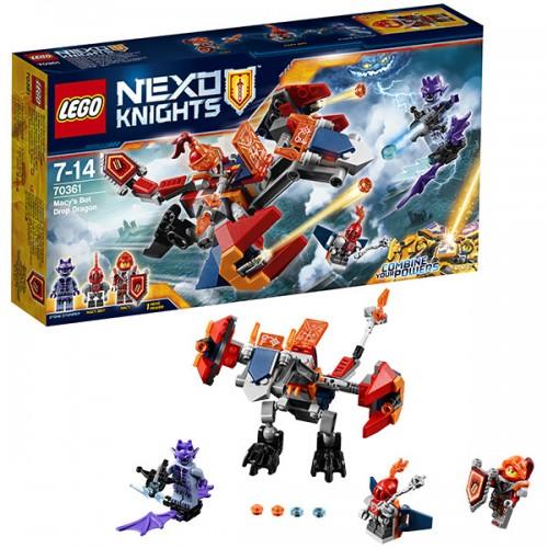 Дракон Мэйси Lego (Лего)