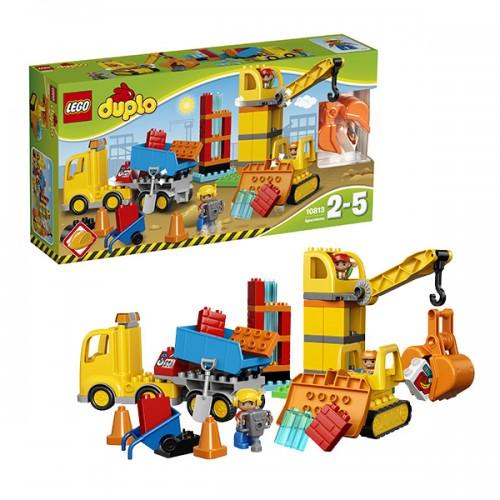 Дупло Большая стройплощадка  Lego (Лего)