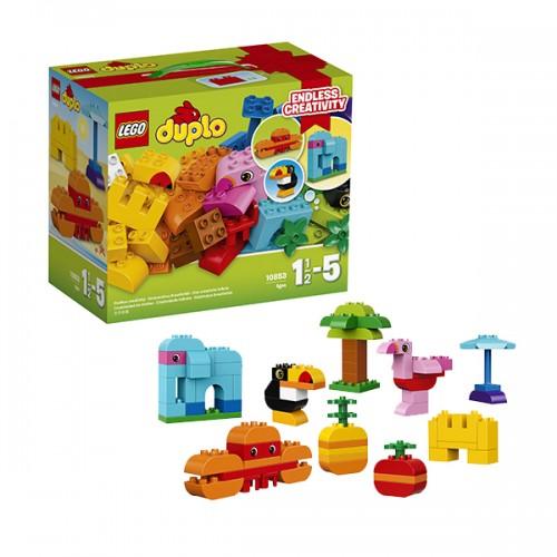 Дупло Набор деталей для творческого конструирования LEGO® DUPLO® Lego Лего
