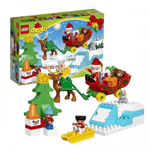 Дупло Новый год Lego Лего