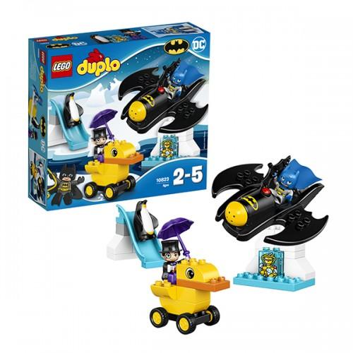 Дупло Приключения на Бэтмолёте Lego Лего