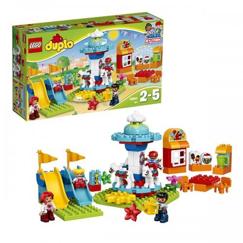 Дупло Семейный парк аттракционов Lego Лего