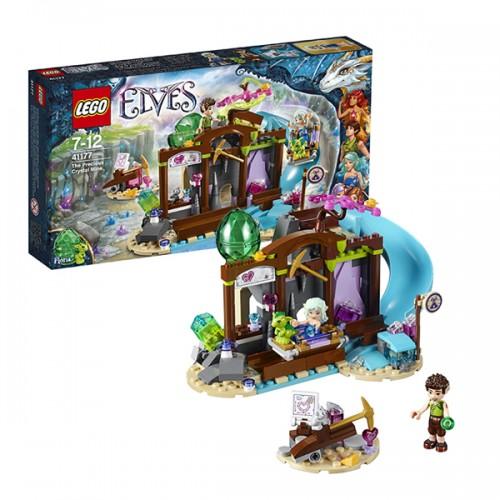 Эльфы Кристальная шахта  Lego (Лего)